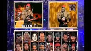 WCW Nitro PS1 All 16 Rants