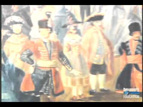 Discovery Education: Conquerors Peter the Great Absolute Monarch World History II