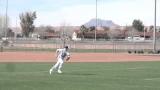 2016 Mason Leavitt fielding