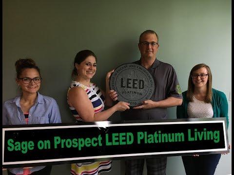 Sage on Prospect LEED Tour