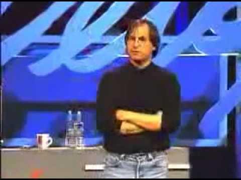 Steve Jobs - WWDC 1997 - (3/5)