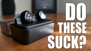 Affordable Syllable Wireless Earbuds Review
