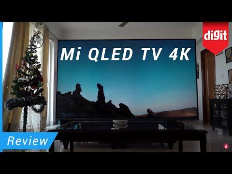 Xiaomi Mi QLED TV 4K Review
