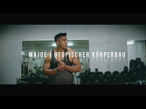 Majoe ► UTOPISCHER KÖRPERBAU ◄ [ official Video ] prod. by Joznez, Johnny Illstrument & HNDRC