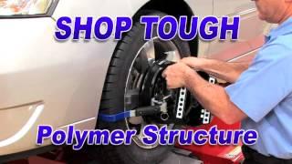 HUNTER 3D - 90 секунд для проверки углов установки колёс