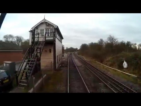 Class 66 Cab Ride Immingham to Heywood Junction via Barnetby and Wrawby Junction Semaphore Signals