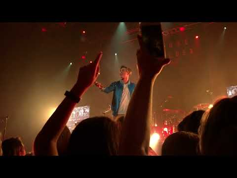 Jesse McCartney - Bleeding Love (6/18) - Better With You Tour Dallas