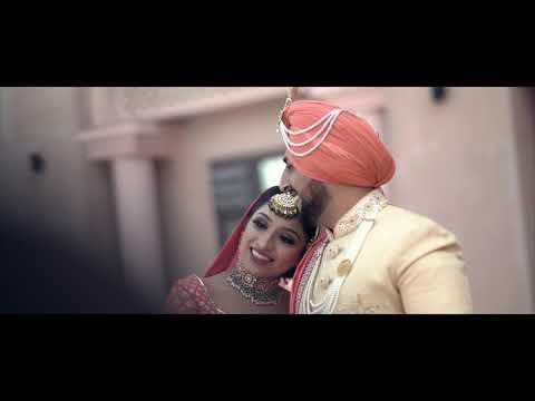 2019 Punjabi Wedding Highlight |  Varinder & Rajveer | KaY.B Films