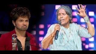 عجوز هندية فقيرة في الشارع تتحول إلى سيدة مشهورة بسبب صوتها في شهر فقط story Ranu Mondal and Hemish