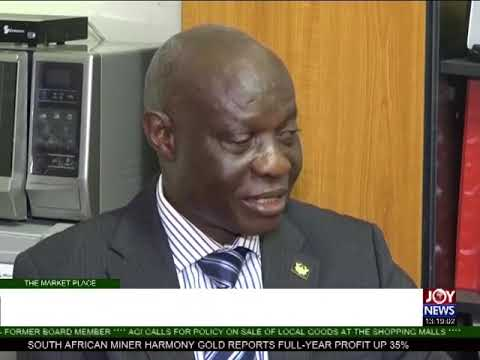 Banking Industry - The Market Place on Joy News (17-8-17)