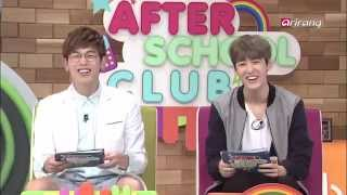 After School Club - Ep73C02 U-KISS(유키스) - Mono Scandal(끼부리지마)ユーキッス