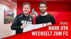 Mark Uth wechselt zum 1. FC Köln | Bundesliga | Interview