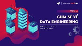 Offline chia sẽ về Data Engineering
