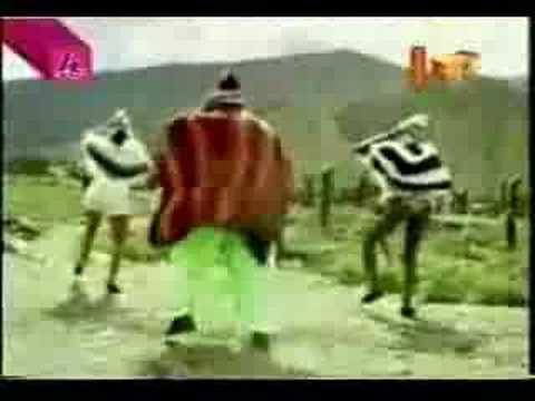King Africa - El  Humahuaqueño (carnavalito)