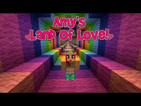 Amy's Land Of Love! Ep.165 RAINBOW TUNNELS! | Amy Lee33
