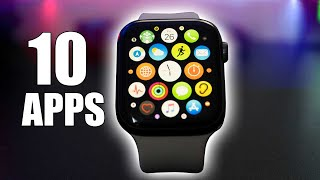 Best Apple Watch apps to Use