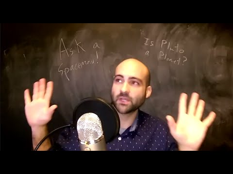 Ask a Spaceman! 001: Is Pluto a planet?