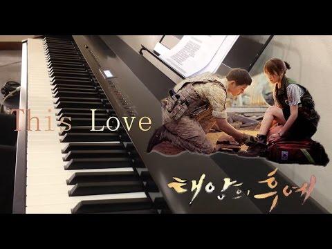 This Love Ost.Descendant Of The Sun - Davichi (Piano Cover)