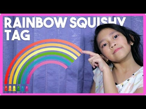 RAINBOW SQUISHY TAG INDONESIA