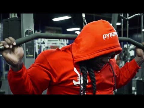 Kai Greene on the Benefits of Lat Pulldowns Behind The Neck | Interview with Kai Greene
