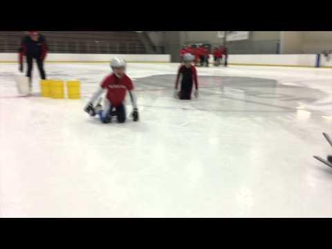 NWT Speed Skating Ice Bucket Challenge