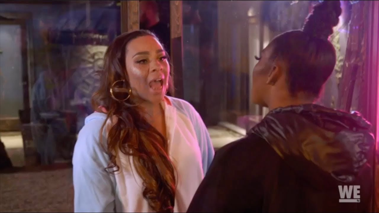Download Egypt Punches Briana Latrise - Growing Up Hip Hop (Season 5)