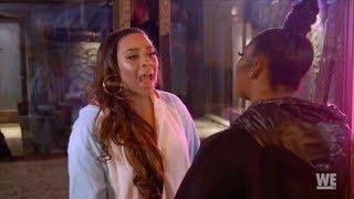 Egypt Punches Briana Latrise - Growing Up Hip Hop (Season 5)