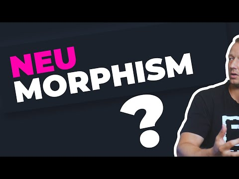 Could This Be The BIGGEST UI Design Trend Of 2020? #Neumorphism