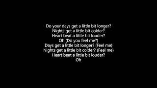 "Selena gomez - feel me lyrics/karaoke [ perfect to sing ] (good transition) listen ""feel me"", out now: http://smarturl.it/feelmesg get selena's new album ..."