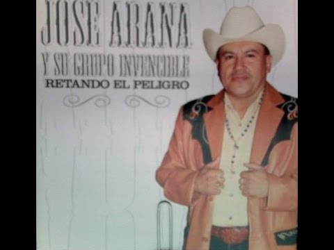 Jose Arana y Su Grupo Invencible - Retando El Peligro.
