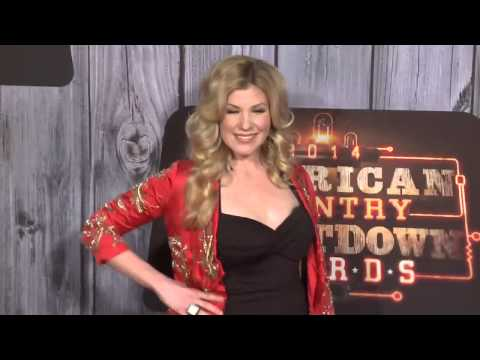 Emily West Red Carpet Fashion - ACCAs 2014