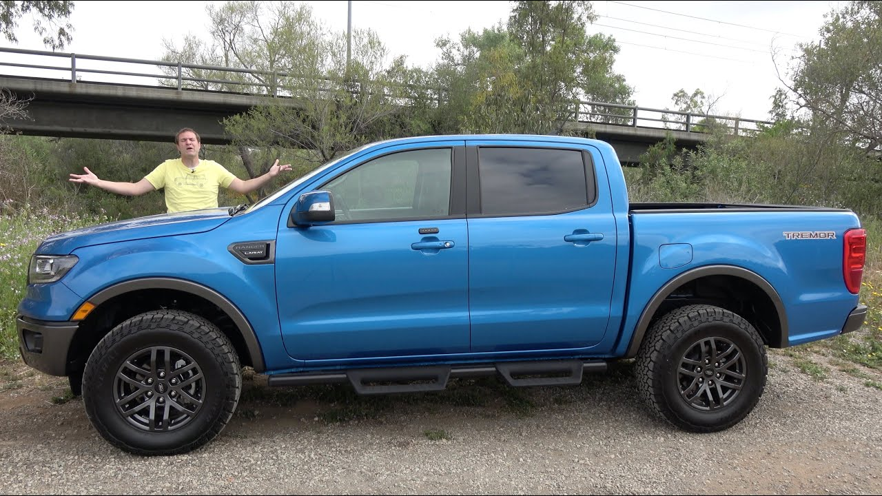 The 2021 Ford Ranger Tremor Is Almost the Ranger We Want