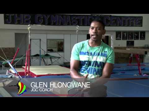 SAGF Profile - Ilse Laing and Glen Hlongwane - JGC