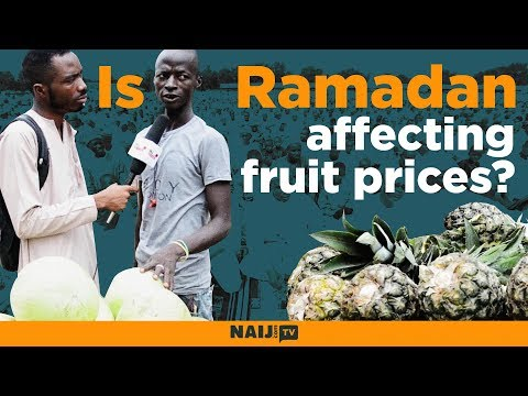 Market Survey: How Ramadan is affecting prices of fruits in the market