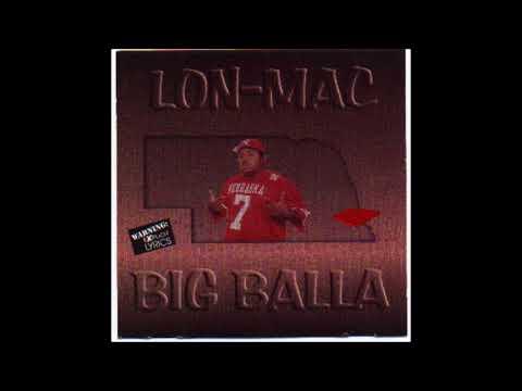Lon Mac - Ghetto Life featuring Triple Sicc - Big Balla - OMAHA RAP Classic