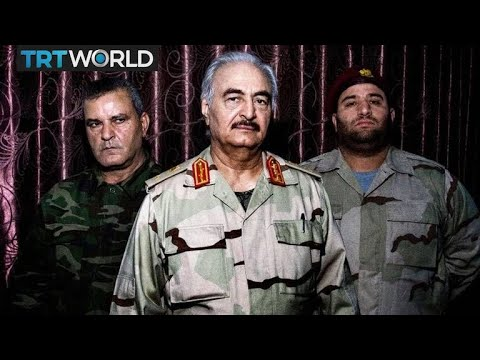 Khalifa Haftar dead or alive? Drug problem in Netherlands? And Pakistan's enforced disappearances