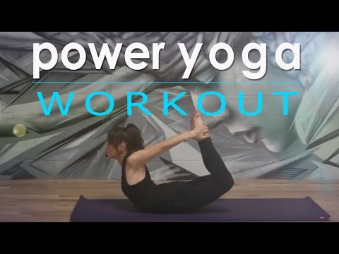 Power Yoga Workout ~ Peacefully Present