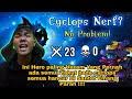 mobile legends cyclops di troll sungokong bukan vidio bokep episode 7