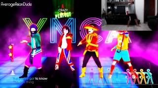 Y.M.C.A. VILLAGE PEOPLE (Xeki O Dançarino) - JUST DANCE 2014
