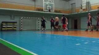 Новая Каховка тренировка баскетбол 25.07.2017 (5 часть)