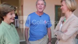 RETIREMENT LIFE FOR PRESIDENT GEORGE W. BUSH