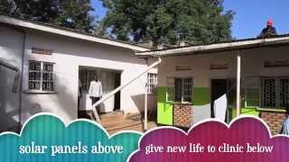 Solar System Installation in Kitgum, Uganda
