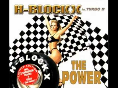 H-Blockx - I've Got The Power (Snap cover)