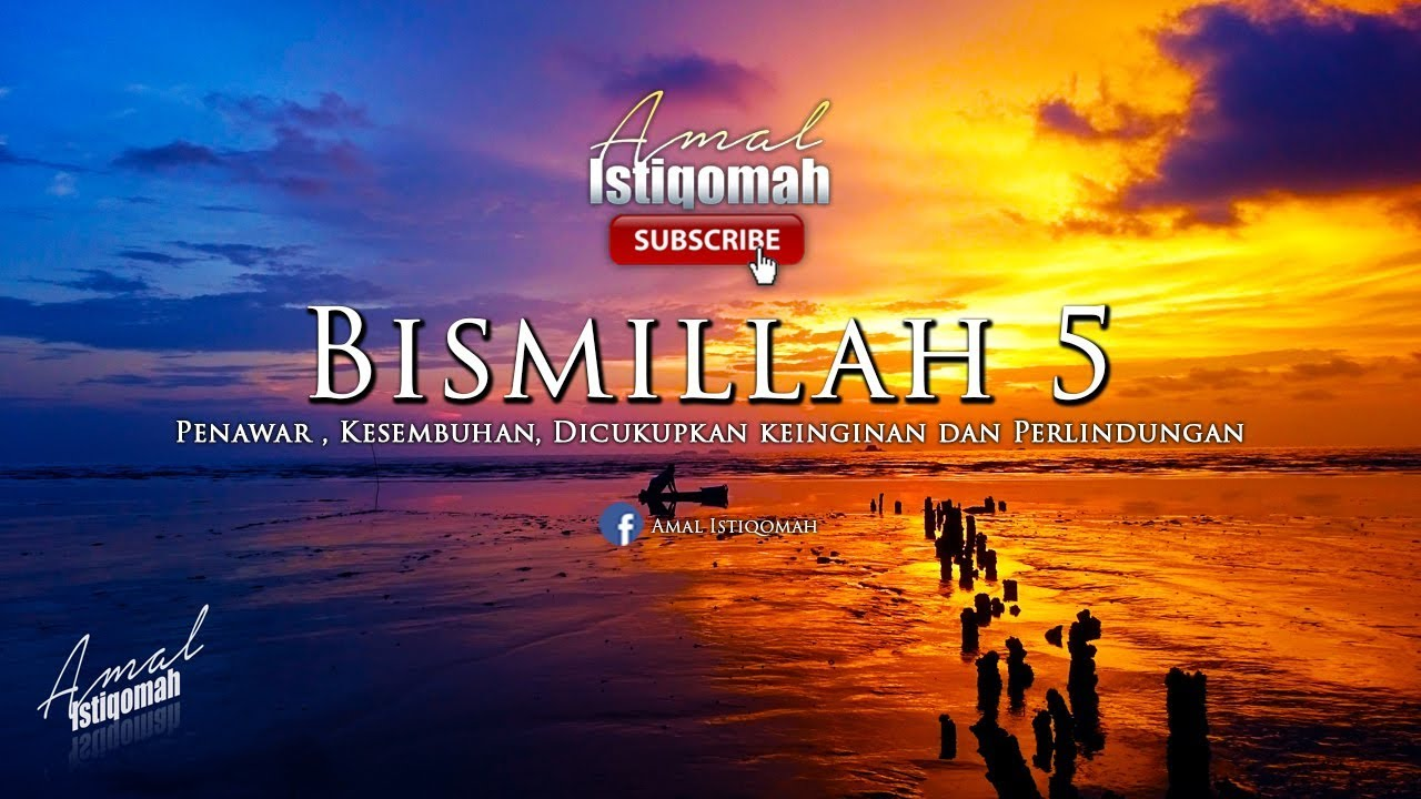 7000 Gambar Bismillah 7 HD Terbaru