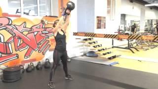 Crossfiter. 7.30 утра - начни день с CrossFit тренировки!!!