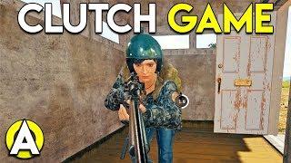 CLUTCH GAME - PUBG Stream Highlight