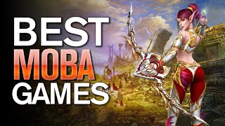 18 Best MOBA Gaṁes of All Times on PS, XBOX, PC