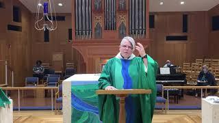Sermon, Second Sunday After Epiphany, January 17, 2021