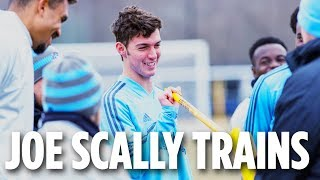 Joe Scally Trains | INSIDE TRAINING