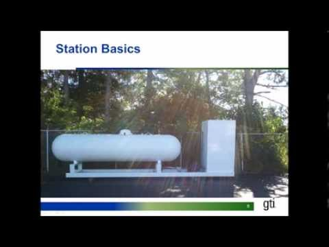 Station Installation Guidelines for LPG